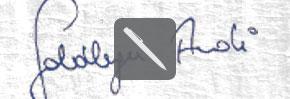 Autogrammkarte anfordern